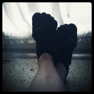 Vibram, Five Fingers, Running, Barefoot