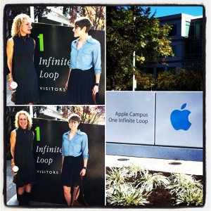 Visiting Apple Campus, the Mothership at One Infinite Loop