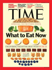 Time Magazine, September 2011,