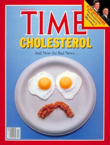 Time Magazine, 1984, Cholesterol