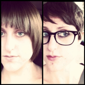 Haircut, Short Hair, Bob, Pixie, Transformation