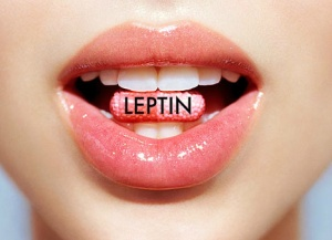 "Leptin ""Pill"" in Mouth"