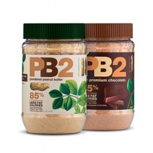 Low Calorie, Low Fat Powdered Peanut Butter PB2