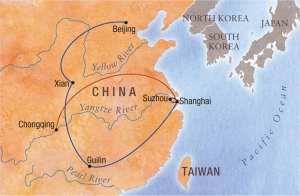 travel-map-china