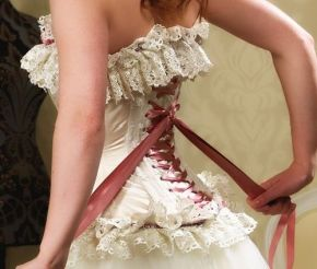 vintage-corset-dress-lace-up